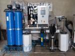 دستگاه تصفیه آب صنعتی(آب شیرین کن)