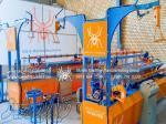 ساخت دستگاه های فنس بافی
