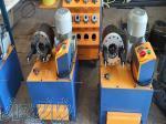 زرین تراش تولیدکننده دستگاه پرس شیلنگ هیدرولیک  اتصالات هیدرولیک