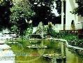 آبنما آلاچیق آبشار فضای سبز و محوطه سازی پارسیان