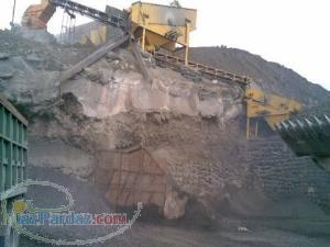 پوکه معدنی قروه کوارتزیت
