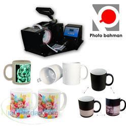 فروش دستگاه چاپ لیوان حرارتی جادویی با قیمت