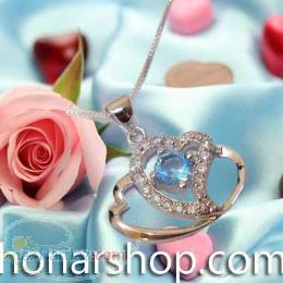 زیورآلات نقره سنگ و جواهرات زیبا
