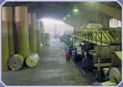 بزرگترین خط تولید کاغذ و مقوا از بازیافت - تهران