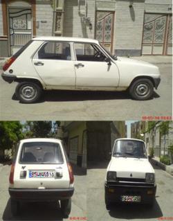 فروش رنو سپند مدل 1380