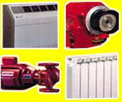 فروش انواع دستگاههای گرمایش و سرمایشی  - تهران