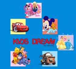 بهترین آلبوم کاغذ دیواری کودک (kids dre