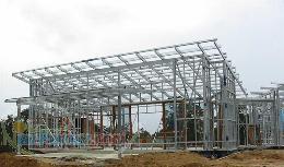 طراحی و اجرای خانه های پیش ساخته LSF