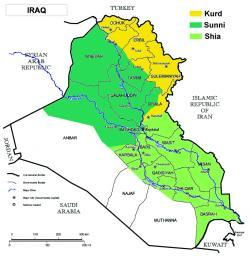 جهت صادرات به کردستان عراق