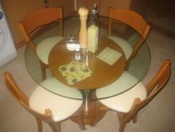 میز گرد 4 نفره - تهران