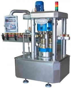 دستگاه دربندی قوطی فلزی