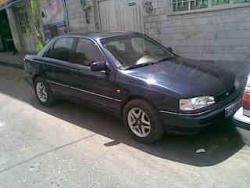 فروش هیوندا النترا مدل 93 - تهران