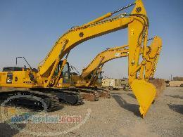 خرید و فروش بیل مکانیکی کوماتسو 220 - 200 - 300 -