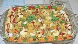 دوره آموزش آشپزی بین المللی - تهران