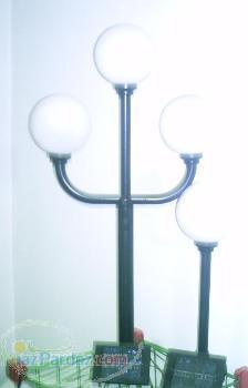 فروش لامپ های خورشیدی باغی