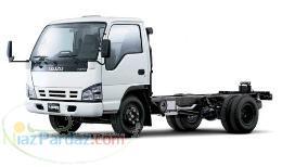 فروش لیزینگی کامیونت های ایسوزو isuzu در اقساط
