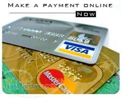 انجام خریدهای اینترنتی شما با ویزا کارت و مستر