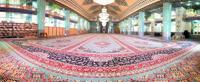 طراحی و تولید فرشهای بزرگ پارچه وخاص