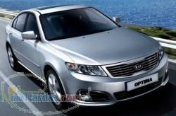 فروش خودروهای کیاموتور - اپتیماجدید
