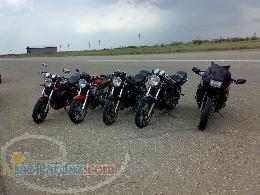 فروش انواع موتورهای ورزشی کورسی و تریل