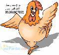 توضیع مرغ(لاکتراشان)