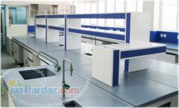 سکوبندی آزمایشگاه و تجهیز وتولید هود های آزمایشگاه