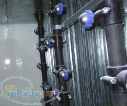 تولید کننده هواساز و ایرواشر و برج خنک کننده