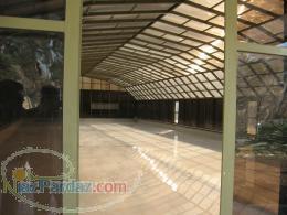 طراحی و ساخت سالن های عروسی و سوله و تالار باغهای