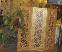 ساخت پارتیشن درب پنجره دکوراسیون سنتی - تهران