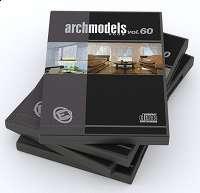 مدل های اماده تری دی مکس 3d max   arcmod