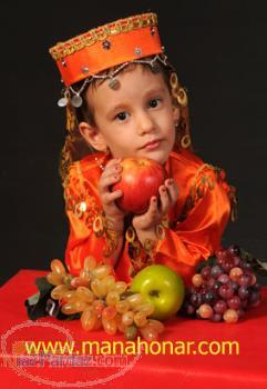 لباس محلی و انواع لباس مناسب جشن های ایرانی