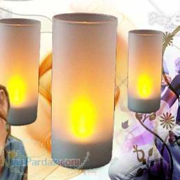 شمع جادویی اصل با فوت روشن و با فوت خاموش می شود
