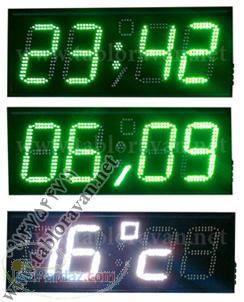ساعت دیجیتال ساعت ال ای دی ساعت دیواری دیجیتال