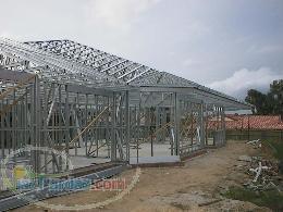 مجری طرحهای نوین و ساخت سریع در صنعت ساختمانlsf