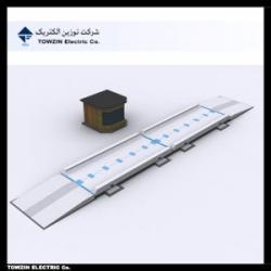 باسکول توزین الکتریک  - تهران