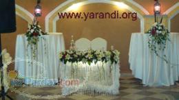 تالار عروسی فرهنگیان مشهد
