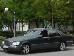 mercedes benz s320 1997 w140 شبح - تهران