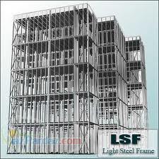 تولید کننده و مجری سازه ال اس اف ( LSF)