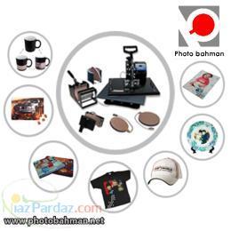 فروش دستگاه چاپ حرارتی( 6کاره- تک کاره)و