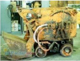 لودر تونلی لودر معدنی لودر زیر زمینی لودر تاپ هد
