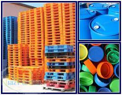 خریدار انواع مواد و ضایعات پلاستیک