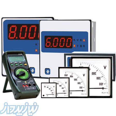 فروش ویژه انواع ترانسدیوسر ولتاژ و جریان زیمر آلمان