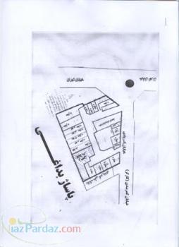 زمین تجاری فروشی300 متر سند ششدانگ در شاهرود
