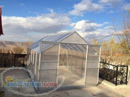 گلخانه خانگی آداک ( Adak greenhouses )