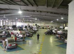 فروش تجهیزات تعمیرگاهی خودرو  - تهران