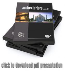 کاملترین ابجکت های 3d max در 32 dvd  - تهران