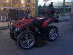 فروش موتور سیکلت چهار چرخ 250 سی سی