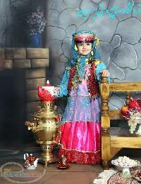 لباس های محلی کودکان