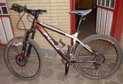 فروش دوچرخه فوجی مدل2011 tahoe0 3  - زنجان