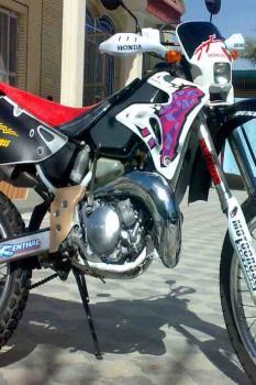 فروش موتور crm 250